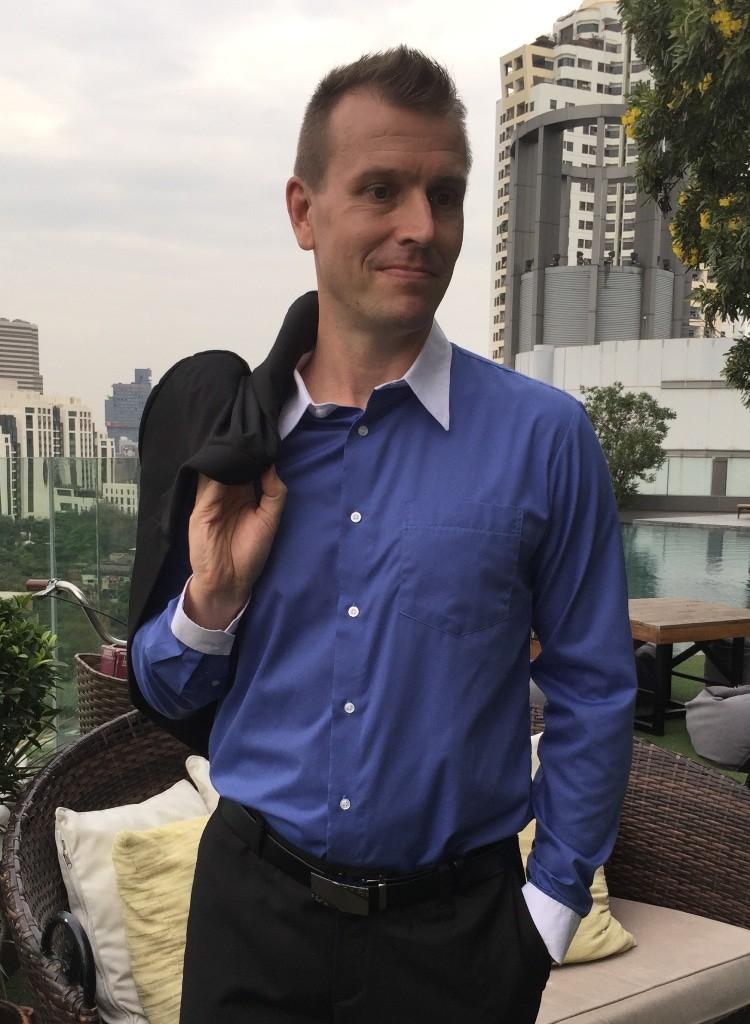 Antti Vesanen Bangkok